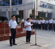 国旗下讲话系列之优秀班主任代表发言